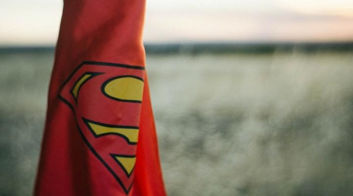 Mi super héroe